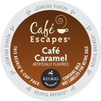 Cafe Escapes Cafe Caramel 24ct