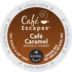 Cafe Escapes Cafe Caramel 24ct