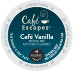Cafe Escapes Cafe Vanilla 24ct
