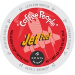 Coffee People Coffee Kcups Jet Fuel 24ct
