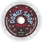Coffee People Coffee Kcups Donut Shop 4/24ct