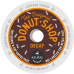 Coffee People Coffee Kcups Decaf Donut Shop 4/22ct