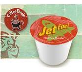Coffee People Coffee Kcups Jet Fuel 4/24ct